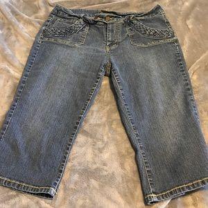 Apollo jeans Denim - HUGE SALE Apollo Jeans Capri jeans. Size 14.