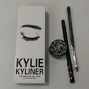 Kylie Cosmetics Other - Kilye Eyeliner and Gel liner.