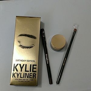 Kylie Cosmetics Other - Kylie Eyeliner and Gel liner.