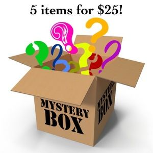 Mystery Box Bundle!