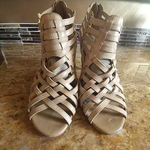 ANTONIO MELANI Shoes - Antonio Melani Leather Sandals