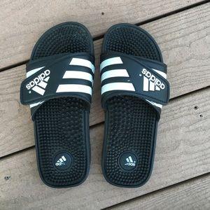 le adidas adissage slide sandali femminili poshmark