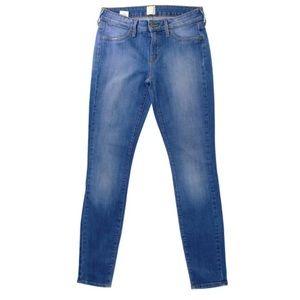 Rich & Skinny Denim - Rich & Skinny Medium Wash Skinny Jeans Size 27
