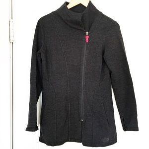 North Face Tops - North Face Gray Sweatshirt