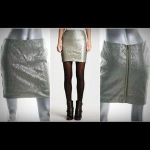 Cut25 by Yigal Azrouel Dresses & Skirts - Cut25 Squin Mini Skirt