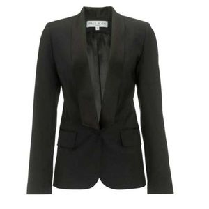 Paul & Joe Jackets & Blazers - Designer Blazer Tuxedo Style Paul and Joe