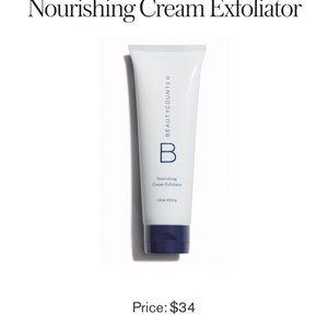 NIB BEautycounter Nourishing Cream Exfoliator
