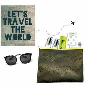 Cole Haan Handbags - EUC {Cole Hann *American Airlines} Travel Bag