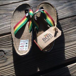 Other - Bob Marley Flip Flops