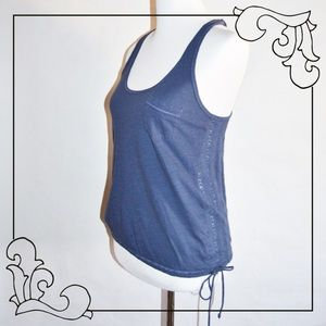 American Eagle Outfitters Tops - AEO Blue Sleeveless Top