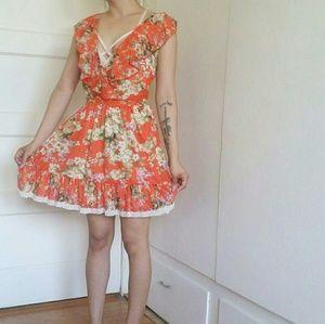 Mango Dresses & Skirts - MANGO wrap dress