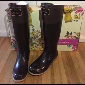 Joules Evendon Wellies Rainboots