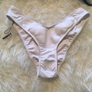 Minimale Animale Other - NWT Minimale Amimale All Shook Up High Cut Brief