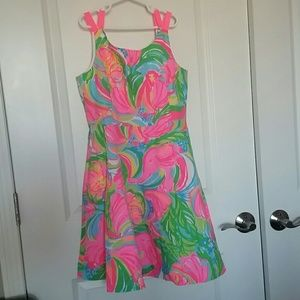 Lilly Pulitzer Other - Beautiful girls Lilly Pulitzer dress size 14