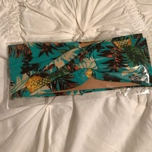 vici collection Accessories - Pineapple headband