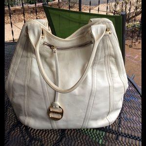 Kooba Handbags - Kooba huge ivory color bag