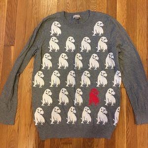 Loft size XL dog sweater