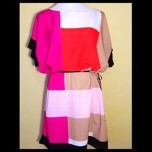 Reed Krakoff Dresses & Skirts - NWT Reed Karloff  Soft Block Sheath Dress SzLarge