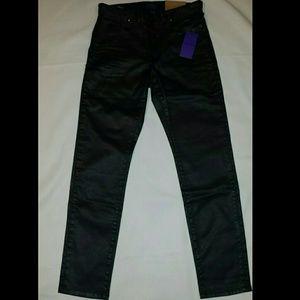 Jack and Jones Other - Jack & Jones slim fit coated jeans