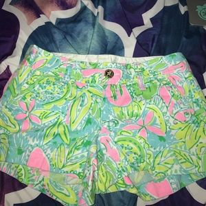 Lilly Pulitzer Pants - Lilly Pulitzer shorts!