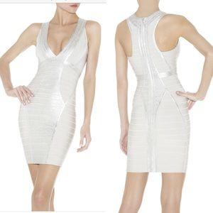 """Herve Leger Dresses & Skirts - NWT!! HERVE LEGER """"SIGRID"""" Dress"""
