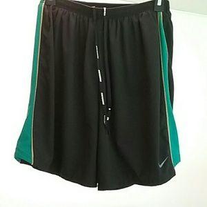 Nike running dri fit shorts