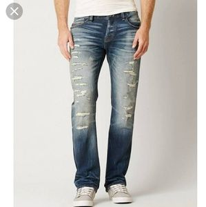 Cult of Individuality Other - Cult of Individuality Buckle Limited Edition Jeans