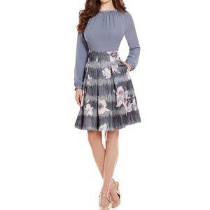 Floral & Flirty A-Line Skirt