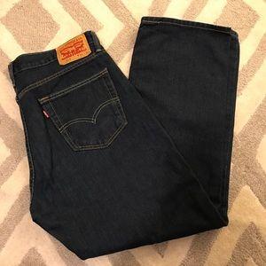 Levi's Other - Men's Levi's 514 Straight Fit Jeans 36 x 30