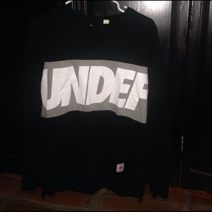 Undefeated Other - 🔥UNDEFEATED🔥Black Long Sleeve