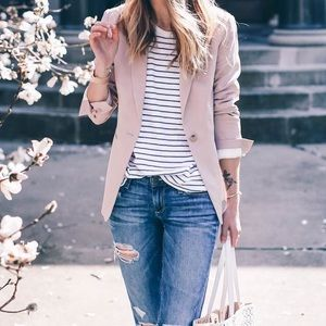 Who What Wear Tops - Who What Wear striped tunic