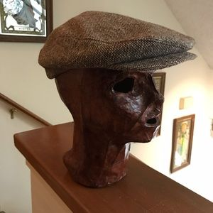 Other - Wool cabby cap