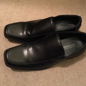 Perry Ellis Other - Black Dress Shoes