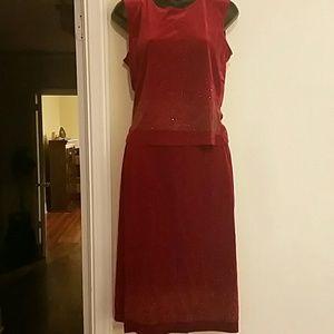 VINTAGE skirt set