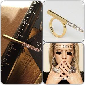 CC Skye Jewelry - CC Skye Stiletto Ring