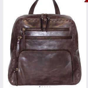 nino bossi Handbags - Leather backpack