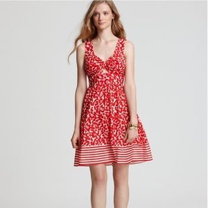 Nanette Lepore Dresses & Skirts - Nanette Lepore Cote D'azur Cherry Dress