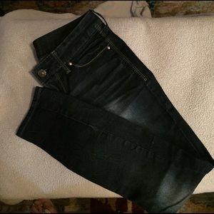 Express Denim - Express Straight Jeans Size 2S