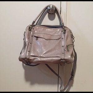 Rebecca Minkoff Grey shoulder Bag w/dust bag