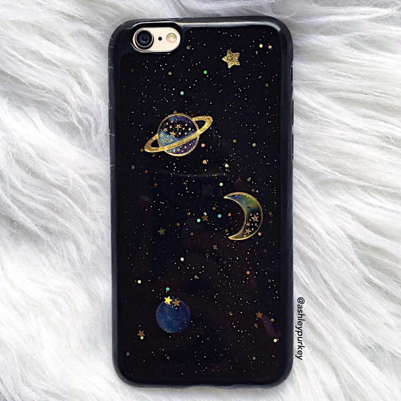 space iphone 7 plus case