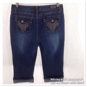 Earl Jeans Denim - Earl Jeans Denim Capris