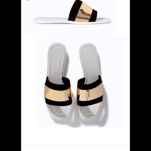 Zara Terez Shoes - Woman Zara leather sandals
