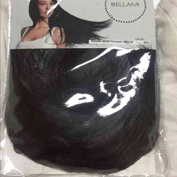 Bellami Other Faux Hair Extension Ponytail Poshmark