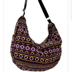 Antik Kraft Handbags - 💜Bohemian Bag (Purple)
