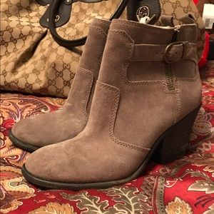 Brand new Lucky Brand booties
