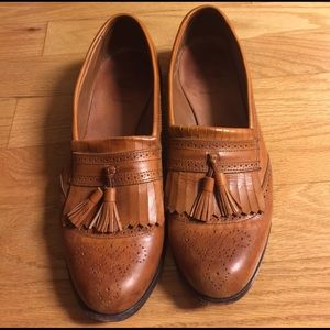 Allen Edmonds Other - Allen Edmonds Leather Loafers