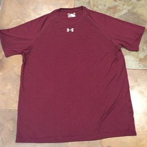 Under Armour Other - Men's Under Armour performance shirt- large