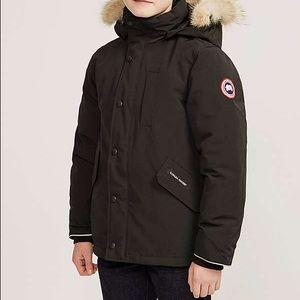 Canada Goose Jackets & Blazers - Canada Goose Logan Parka Black Large