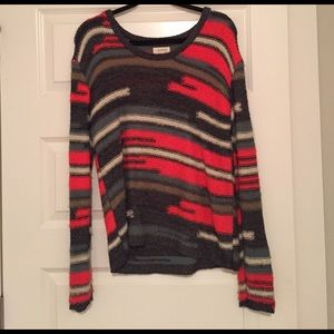numph Sweaters - anthropologie colorful sweater