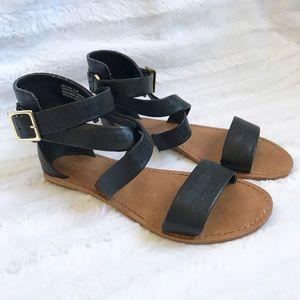 Zigi Soho Shoes - Black sandals